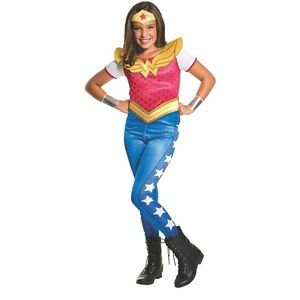 DC Super Hero Girls Wonder Woman Costume